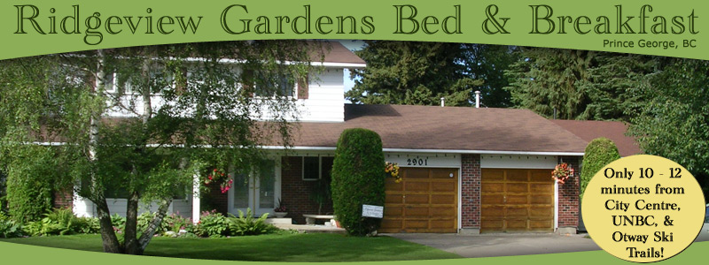 Ridgeview Gardens Bed and Breakfast
